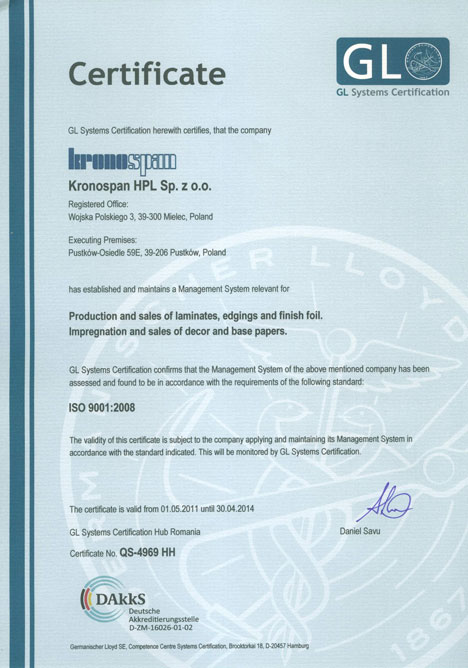 КАРАТ - М :: Сертификати